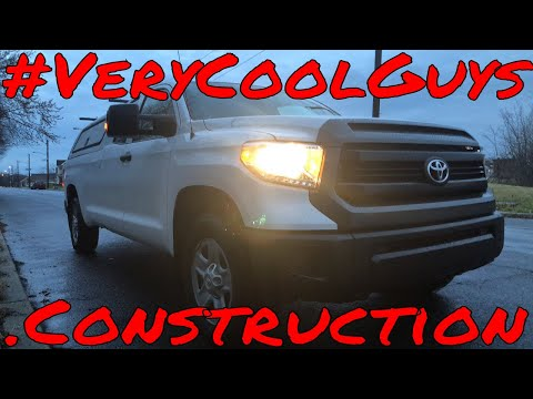 2017 Toyota Tundra 5.7 Liter Double Cab Long bed - A.R.E. Truck Cap Review