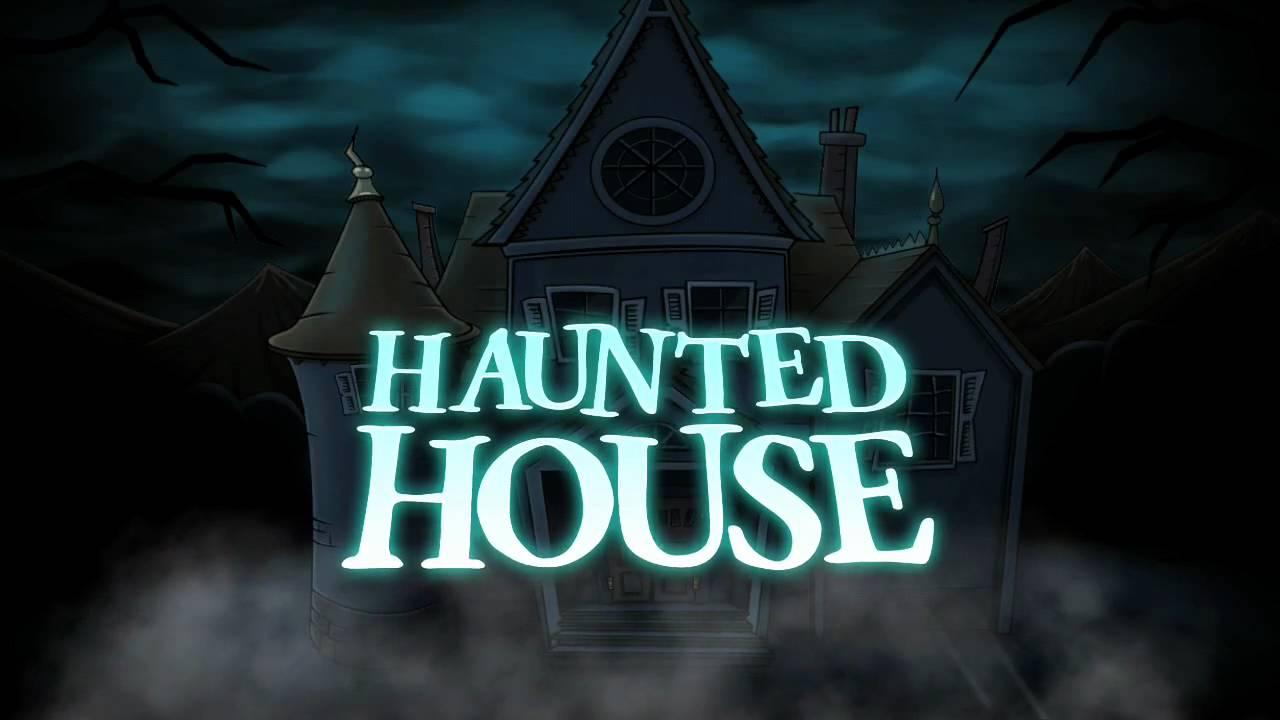 Haunted House Pc Wii Xbox 360 Official Video Game