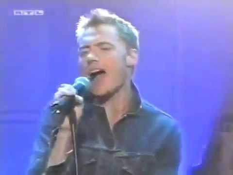 Ronan Keating - Lovin Each Day (Live - Big Brother)