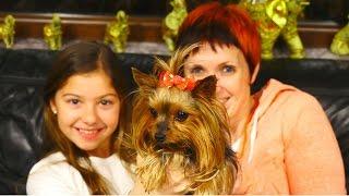 Видео для девочек. Маша в гостях у Полен в Турции