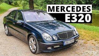 Mercedes Klasa E W211 - wzlot czy upadek?