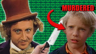WILLY WONKA IS A SEŔIAL KILLER (THEORY)