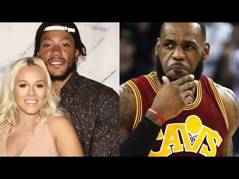 Derrick Rose GHOSTED the Cavs to Get SECRETLY MARRIED to Alaina Anderson