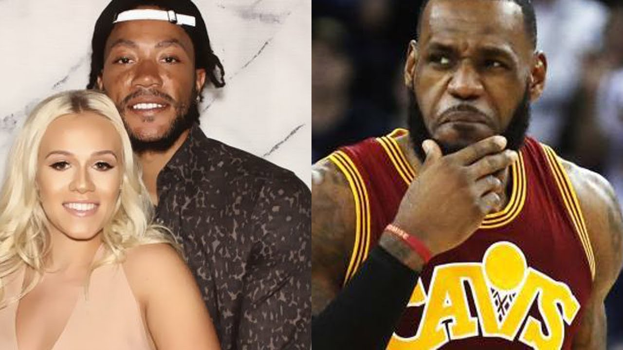 Derrick Rose GHOSTED the Cavs to Get SECRETLY MARRIED to ...