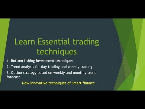 Next week trend analysis &  Bottom fishing investment technique (Hindi)
