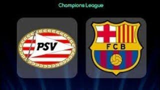 PSV Vs Barcelona Resumen Completo 28/11/2018  Champions League