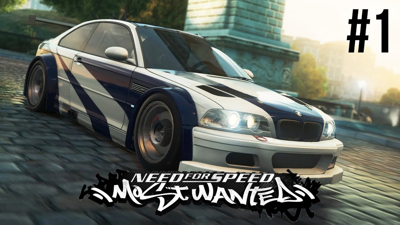 Need For Speed Most Wanted 2005 Gameplay Walkthrough Part 1 Best