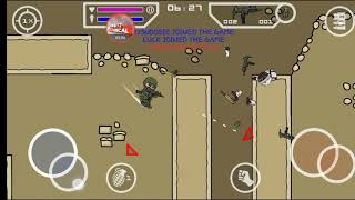 How to play mini militia healt unlimited without Root 1000% working method hindi