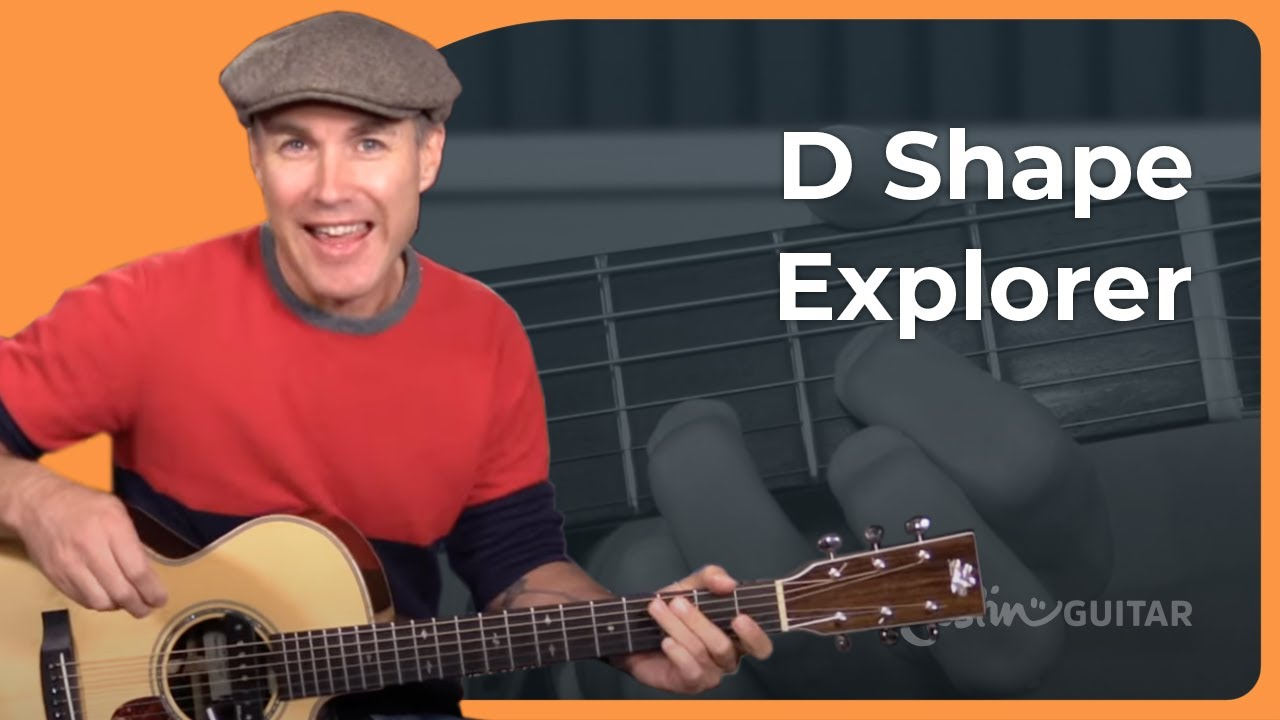 You Will Never Want To Play A Simple D Chord Again D Shape