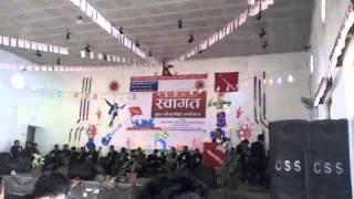 Welcome Speech 2071(ANNFSU)-Sameer S.B. Magar