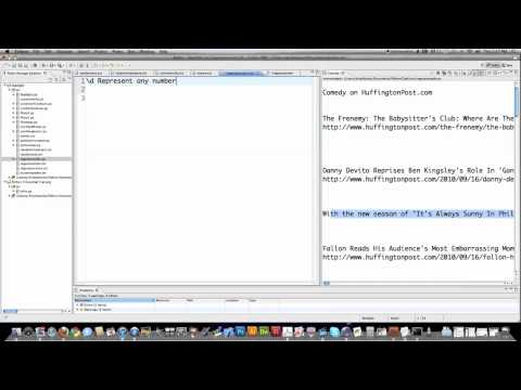 REGEX Tutorial Regular Expressions