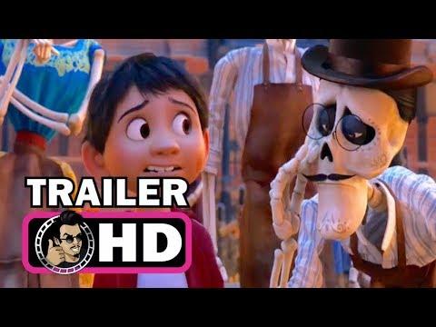 COCO TV Spot - Every Pixar World (2017) Disney Pixar Animated Movie HD