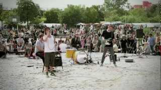 Lukas Graham - Drunk In The Morning ( Live at Mauerpark Berlin )