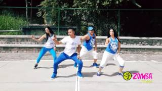 "ZUMBA ""Safari"" J Balvin Ft. Pharrell Williams BIA by Honduras Dance Crew (COOL DOWN)"