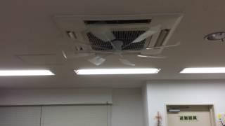 ハイブリットファン HBF-FJR 仙台市事業所に設置 thumbnail