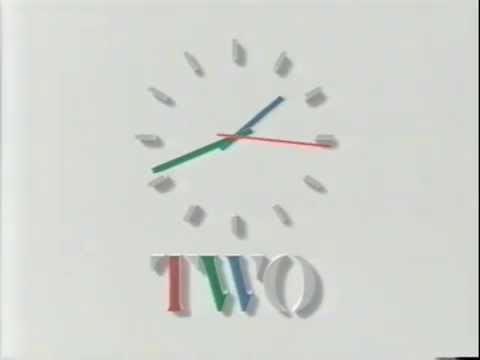 Closedown BBC2 March 1990