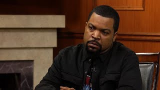 Ice Cube on being black in America   Larry King Now   Ora.TV