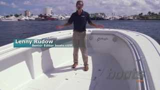 Yellowfin 36 Fishboat: First Look Video