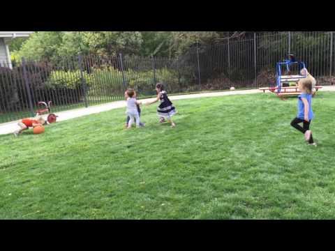 Parkcenter Montessori playground