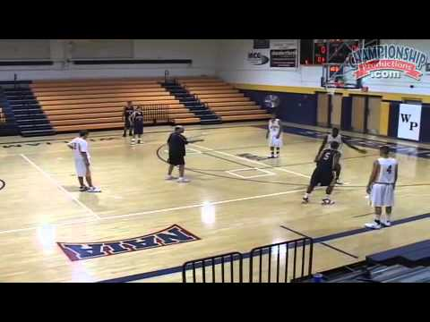 Great Fundamental Drill for the Dribble Drive Attack!