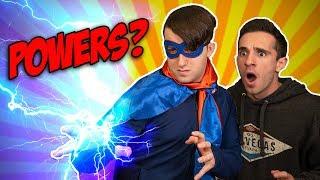New AVENGERS Member? MY FRIEND IS A SUPERHERO!