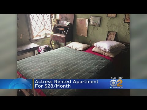 Actress Lived For Decades In $28-A-Month Greenwich Village Apartment