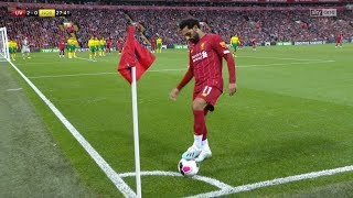 Mohamed Salah vs Norwich City (2019/20 Premier League) | 1080i