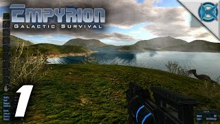 Empyrion Galactic Survival Gameplay / Let