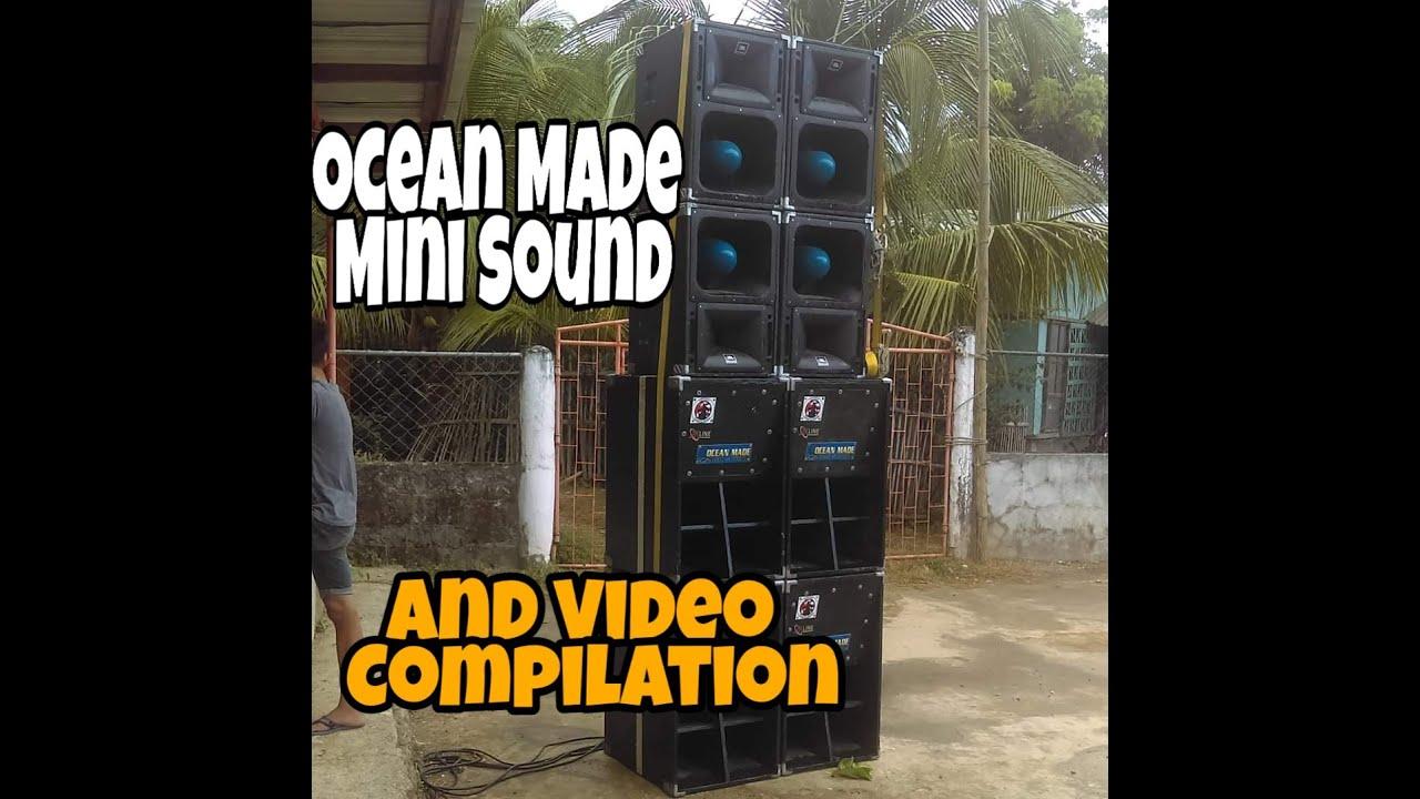 Mini Sound System, Ocean Made Mini Sound Sound Compilation 2020, EL 36 Box Users