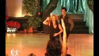 Classic Winners - Jordan Frisbee & Tatianna Mollmann::2009 US Open Swing Dance Championships