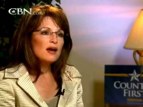 Sarah Palin Discusses Her Baptism Moment: Brody Interview