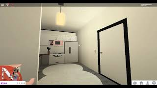 Roblox cK | Bloxburg | Little modern House Tour!