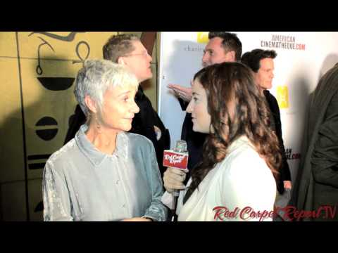 """Andrea Romano at the World Premiere of """"I Know That Voice"""""""