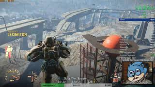 Fallout 4 Any% Speedrun PB 43:41 IGT (9/6/17)