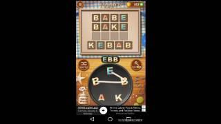 Word Cookies Cinnamon level 01-20