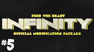 FTB Infinity- Ep.5 - IC2 Automatic Miner! [Minecraft 1.7.10]