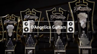 Reverb Soundcheck: Inside D'Angelico Guitars