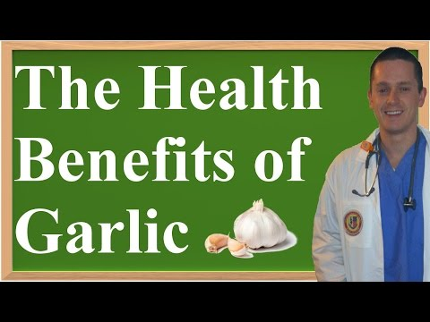 The Health Benefits of Garlic (A Review of the Evidence)