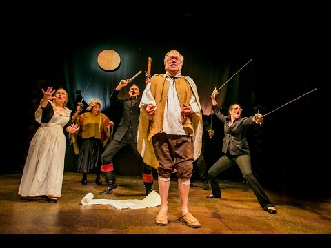 The Servant of Two Masters at Hedgerow Theatre