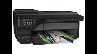 HP OFFICE JET 7612 WIDE FORMAT UNBOXING