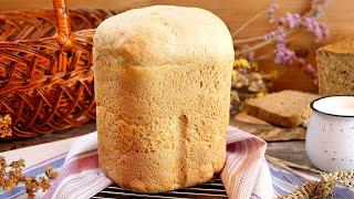 Белый пшеничный хлеб в хлебопечке Рецепт дрожжевого хлеба из пшеничной муки