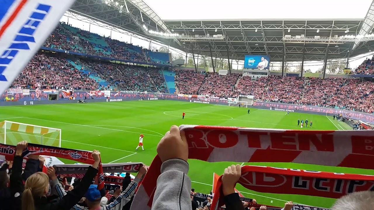 RB Leipzig gg Hannover 96 | RB Leipzig - YouTube