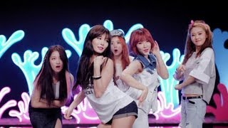 Download 4MINUTE - '물 좋아? (Is It Poppin'?)' (Official Music Video)