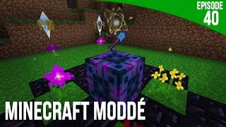 Super-enchant ! | Minecraft Moddé S2 | Episode 40
