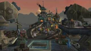 World of Warcraft: Cataclysm PC Gameplay - Affected Zones