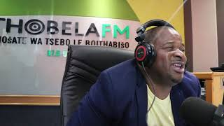Mananeo a Thobela FM   Mon - Fri: 12 PM - 6 PM