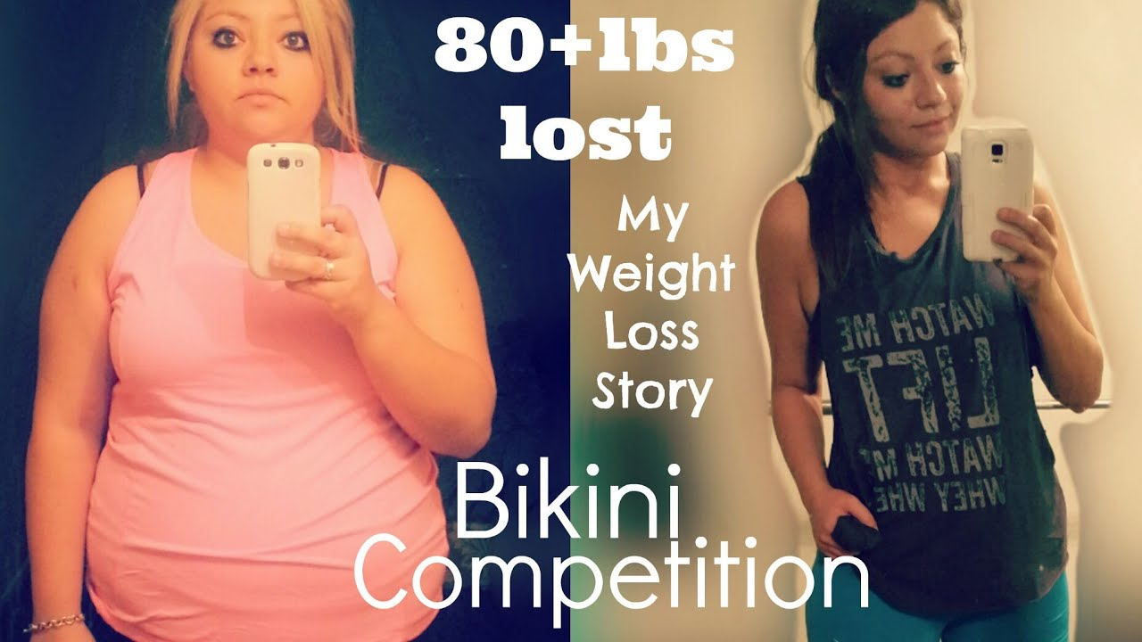 My Weight Loss Story | Bikini Competition - YouTube