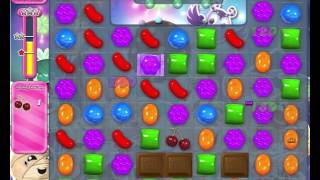Candy crush level 1410 HD no booster