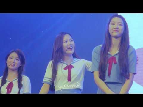 161015 오마이걸 OH MY GIRL Fan Meeting in Taiwan 효정 - B612