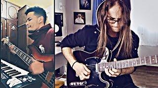 Fun (Davi Carvalho bass)    guitar by Nathan Ferrazzi